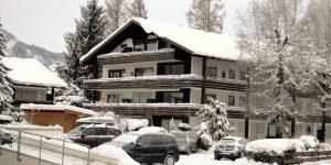 Appartementhaus in der Weilerstraße